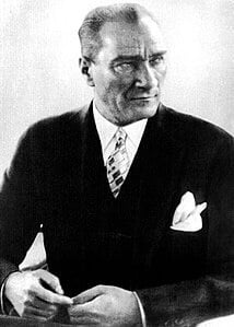 Best quotes by Mustafa Kemal Ataturk