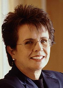 Best quotes by Billie Jean King