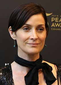 Best quotes by Carrie-Anne Moss