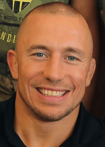 Best quotes by Georges St-Pierre