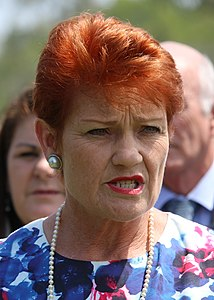 Best quotes by Pauline Hanson