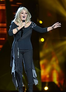 Best quotes by Bonnie Tyler