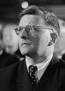 Best quotes by Dmitri Shostakovich