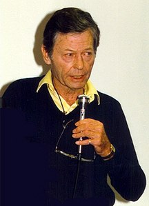 Best quotes by DeForest Kelley