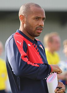 Best quotes by Thierry Henry