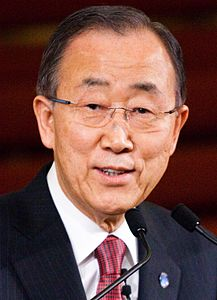 Best quotes by Ban Ki-moon