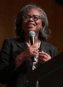 Best quotes by Anita Hill