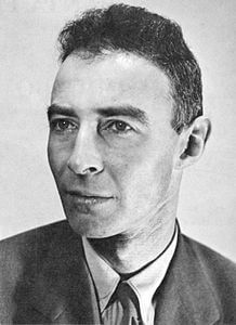 Best quotes by J. Robert Oppenheimer