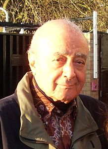 Best quotes by Mohamed Al-Fayed