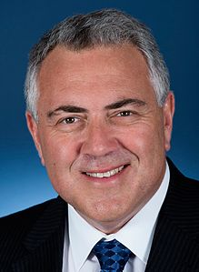Best quotes by Joe Hockey