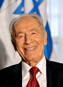 Best quotes by Shimon Peres