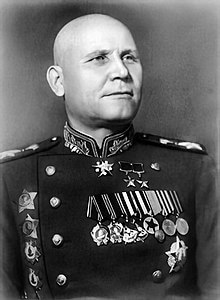 Best quotes by Ivan Konev