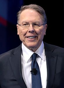 Best quotes by Wayne LaPierre