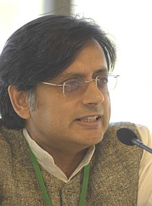 Best quotes by Shashi Tharoor