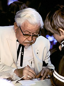 Best quotes by Colonel Sanders