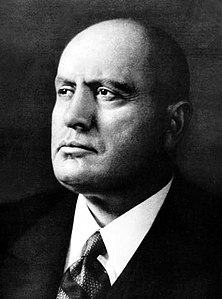 Best quotes by Benito Mussolini