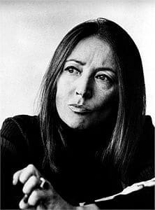 Best quotes by Oriana Fallaci