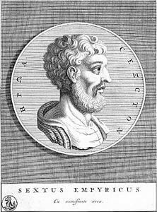 Best quotes by Sextus Empiricus