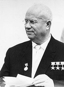 Best quotes by Nikita Khrushchev