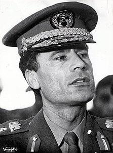 Best quotes by Muammar al-Gaddafi