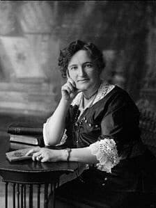 Best quotes by Nellie L. McClung