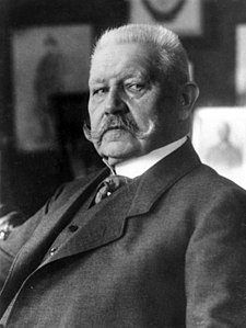 Best quotes by Paul von Hindenburg