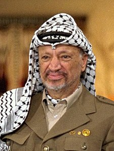 Best quotes by Yasser Arafat