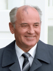 Best quotes by Mikhail Gorbachev