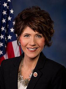 Best quotes by Kristi Noem