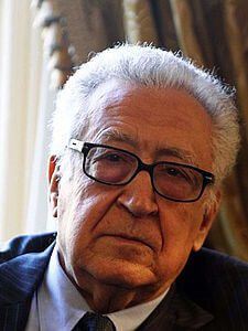 Best quotes by Lakhdar Brahimi
