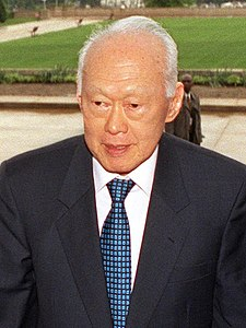 Best quotes by Lee Kuan Yew