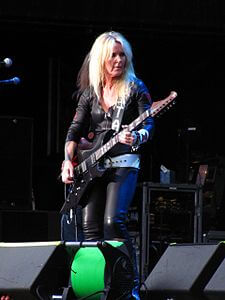 Best quotes by Lita Ford
