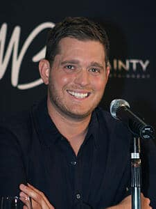 Best quotes by Michael Buble