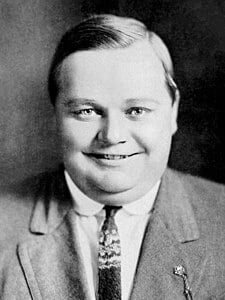 Best quotes by Roscoe Arbuckle