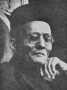 Best quotes by Vinayak Damodar Savarkar