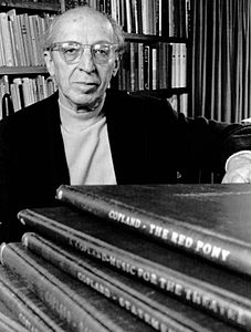 Best quotes by Aaron Copland
