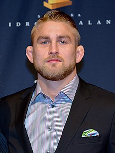Best quotes by Alexander Gustafsson