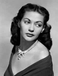 Best quotes by Yvonne De Carlo