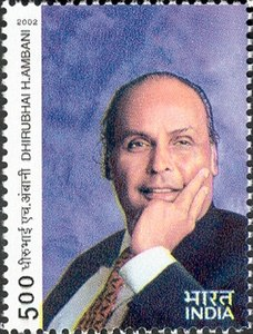 Best quotes by Dhirubhai Ambani