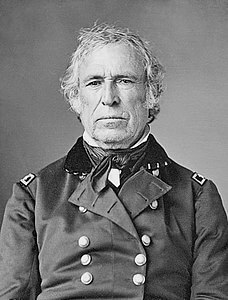 Best quotes by Zachary Taylor