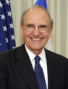Best quotes by George J. Mitchell