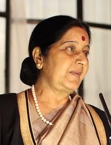 Best quotes by Sushma Swaraj