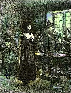 Best quotes by Anne Hutchinson