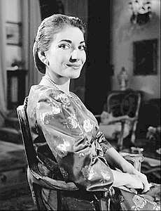 Best quotes by Maria Callas