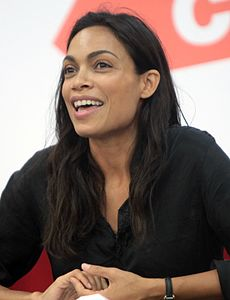 Best quotes by Rosario Dawson