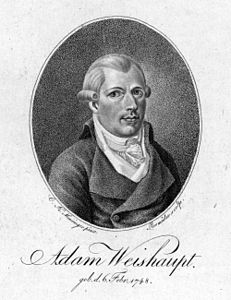 Best quotes by Adam Weishaupt