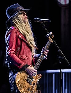 Best quotes by Orianthi
