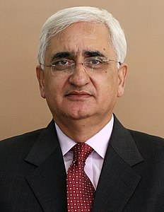 Best quotes by Salman Khurshid