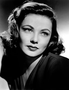 Best quotes by Gene Tierney