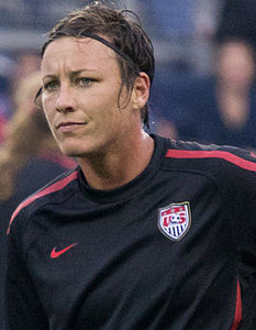 Best quotes by Abby Wambach